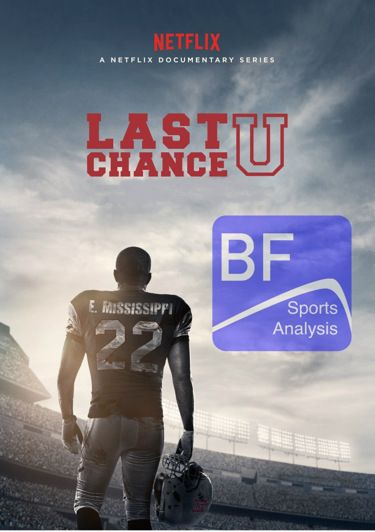 Last Chance U – From an Analysis Point of View – Part 1