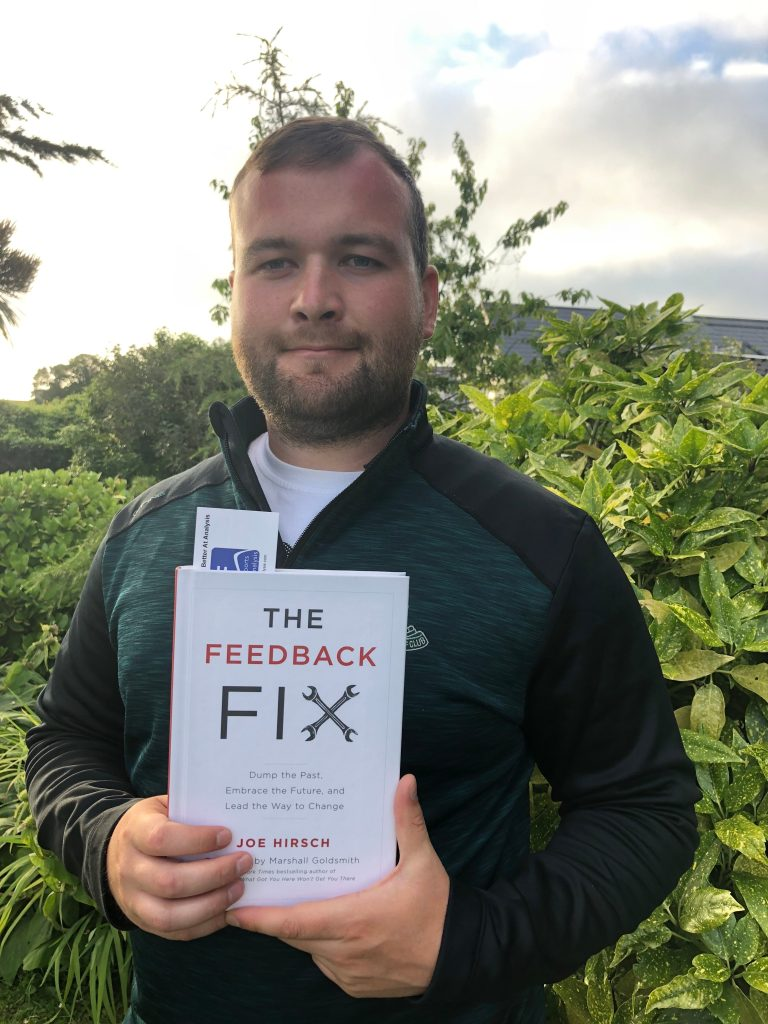 Book Review: The Feedback Fix
