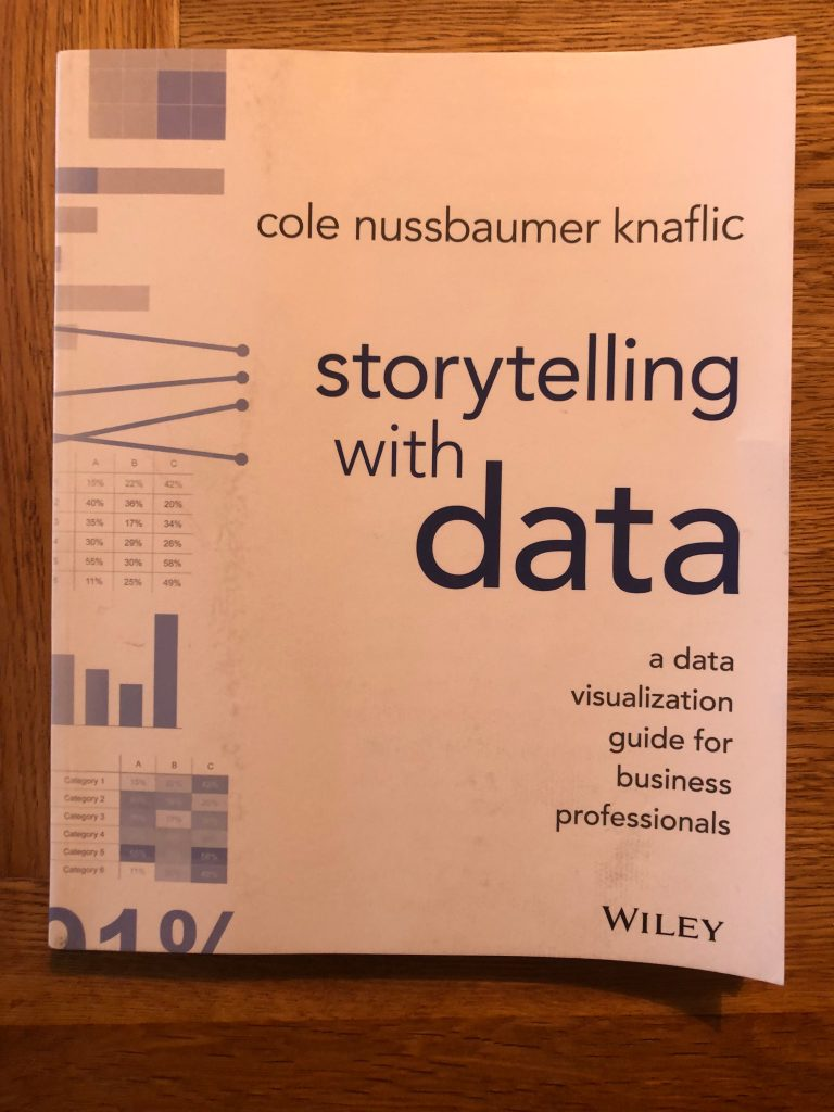 Book Review: Storytelling with Data