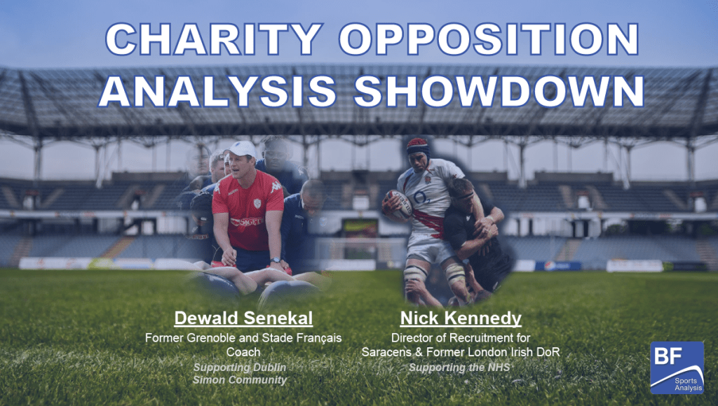 Charity Opposition Lineout Analysis Seminar