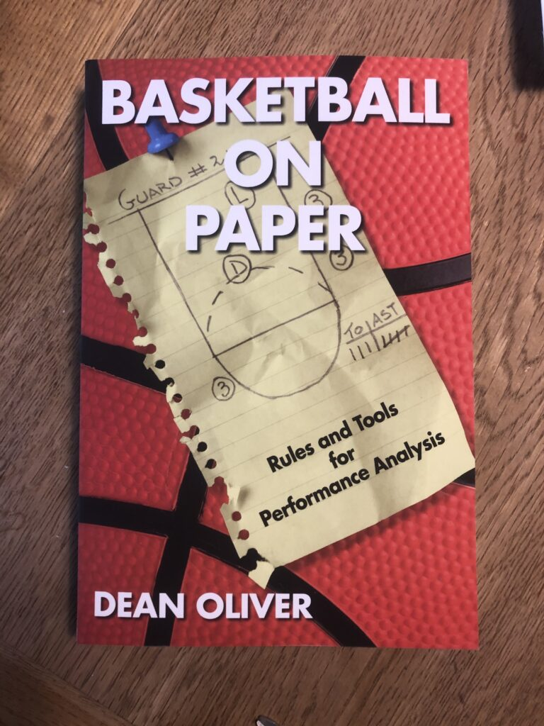 Book Review: Basketball on Paper