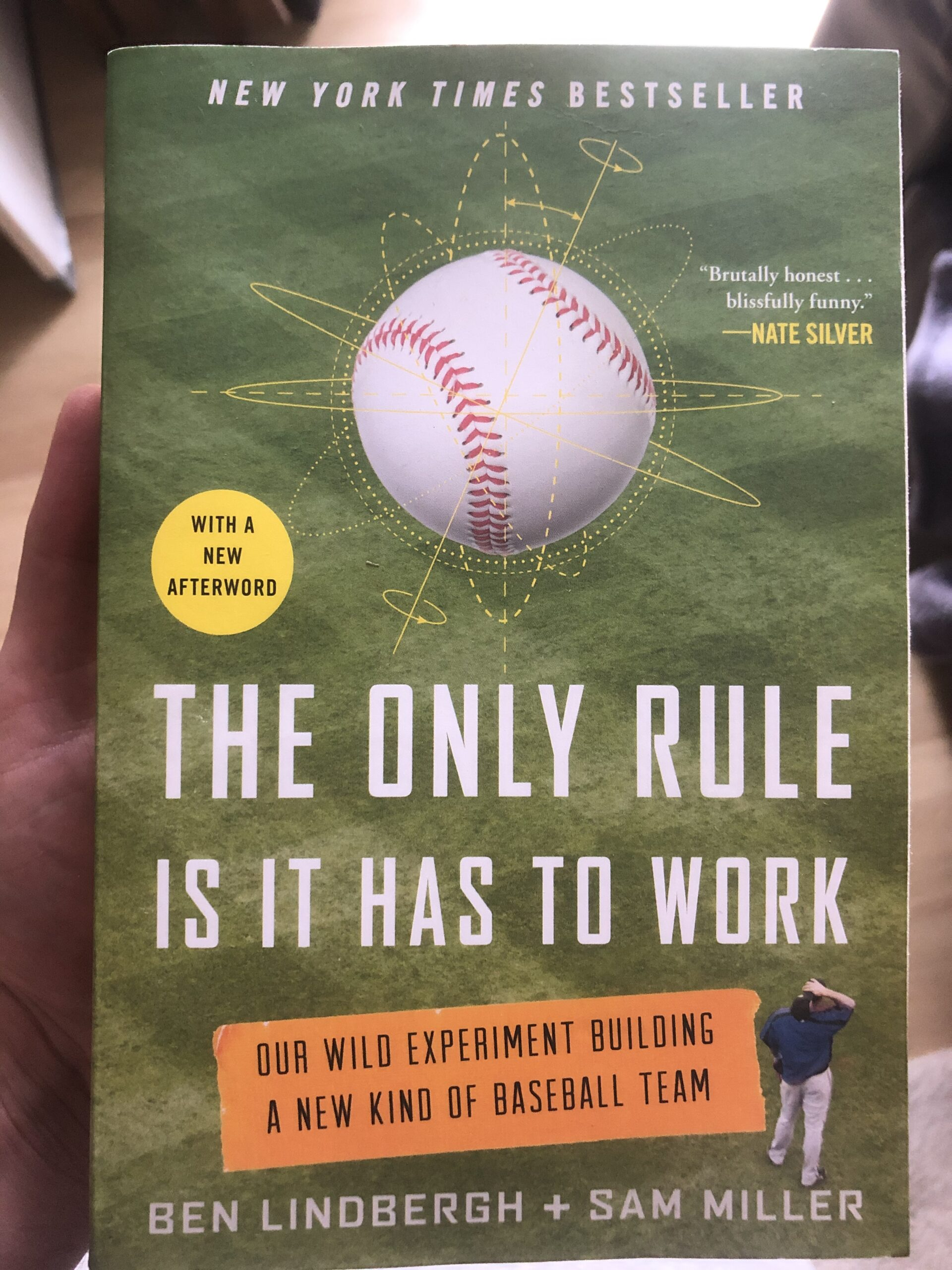 Book Review: The Only Rule is it Has to Work