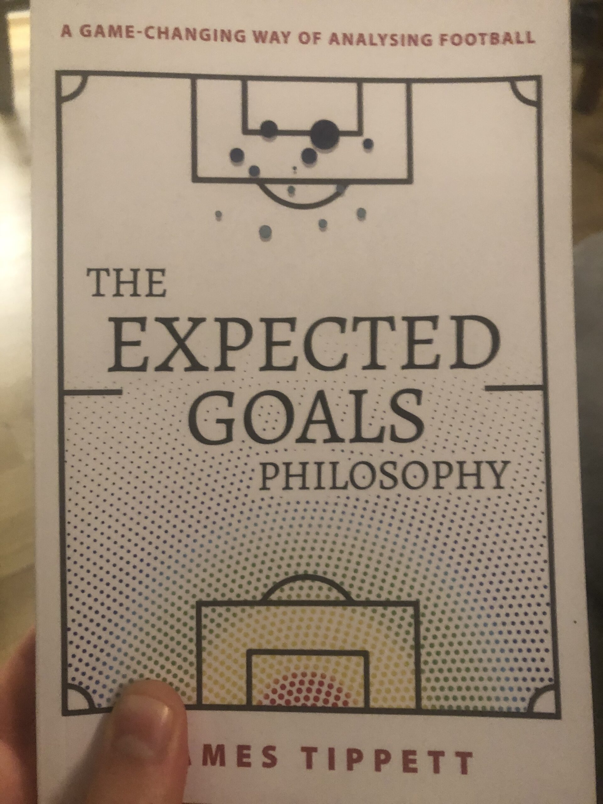 Book Review: The Expected Goals Philosophy