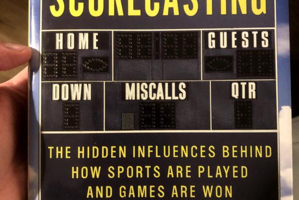 Scorecasting Book Review