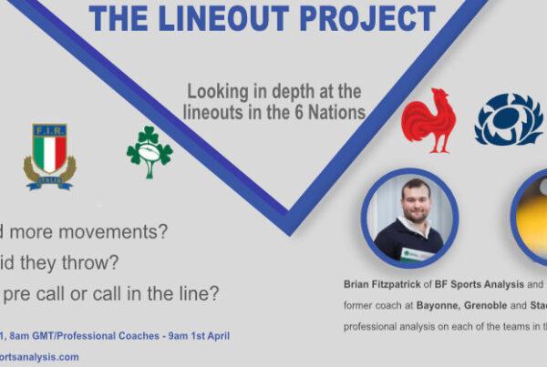 The Lineout Project webinar Dewald Senekal Brian Fitzpatrick 6 Nations