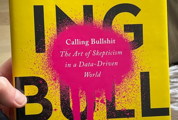 Calling Bullshit Book Review